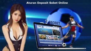 Aturan deposit judi Sbobet online